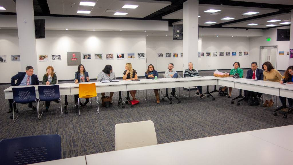 HAHMP May Meeting at the Houston Chronicle