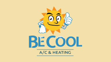 Be Cool A/C and Heating Houston Logo